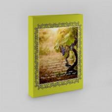"""Постер на холсте 0031 """"Благословение"""""""